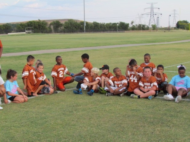 Huffines Chevrolet And Lewisville Flower Mound Football